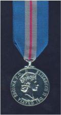 Queen's medal