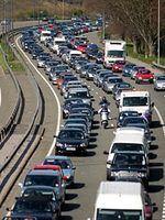 British traffic