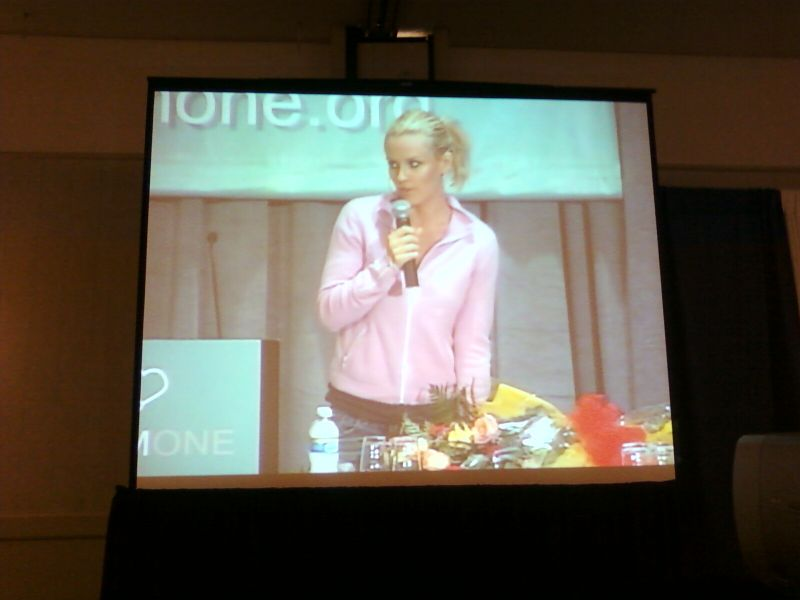 Jenny McCarthy Inspires at Autism One
