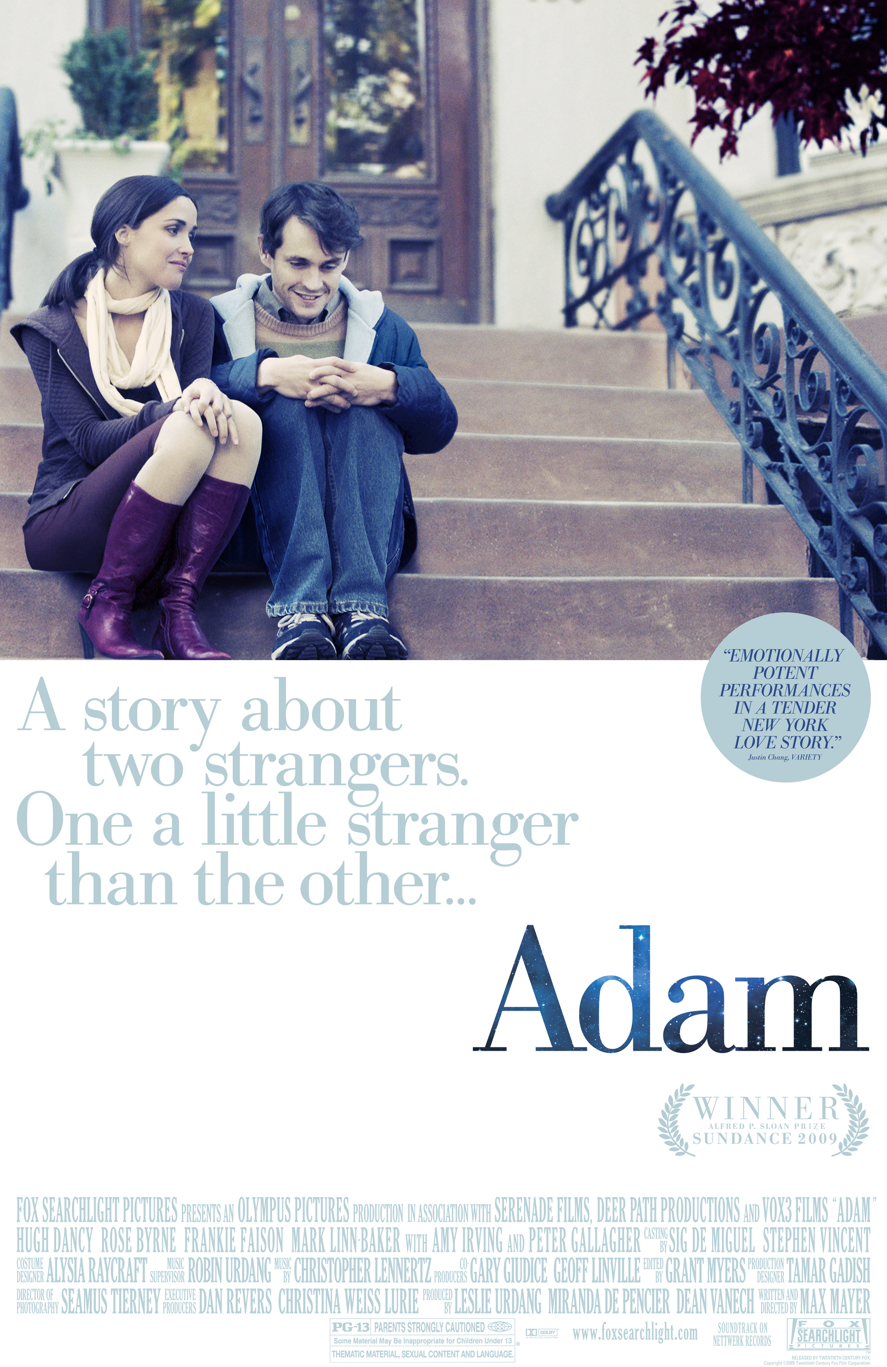 Jake Crosby Reviews Fox Searchlights Adam Movie With Aspergers