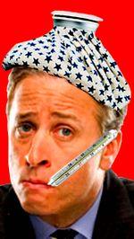 Jon Stewart hypochondriac