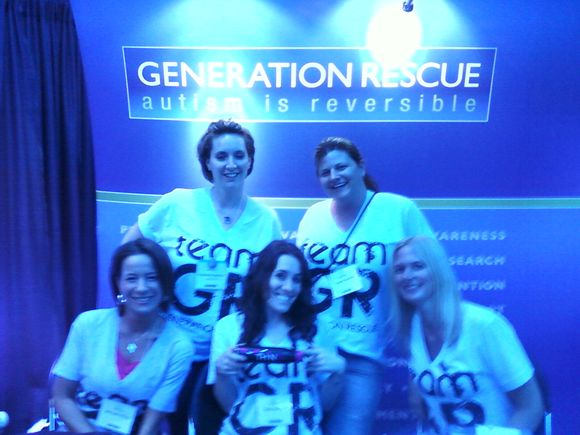 Live From the Generation Rescue Lounge!