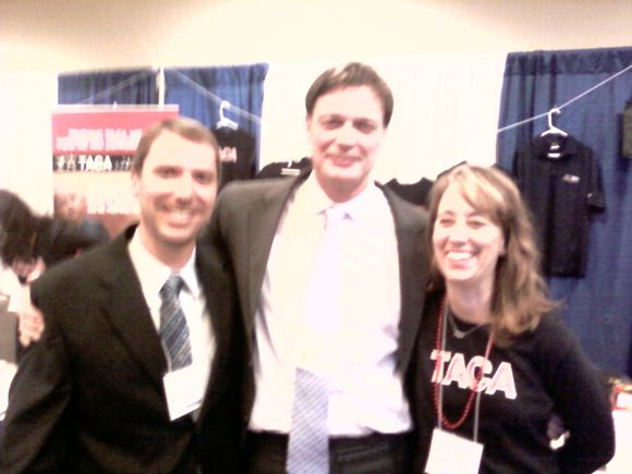 Dr. Sears, Dr. Wakefield and TACA at Autism One
