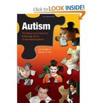 Autism diagnosis book