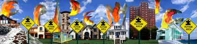 Epidemic Autism signs fire