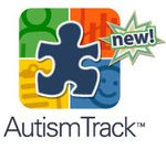 Autism track logo