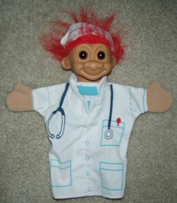 Troll_medical_handpuppet