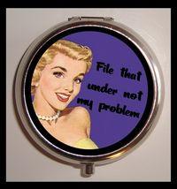 Not my problem