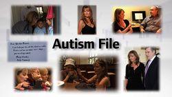Autism File tItle still