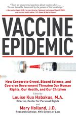 Vaccine Epidemic - cover high res