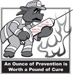 Vaccine Bear