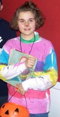 Gianna Halloween 09