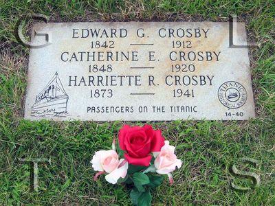 Crosby tomb