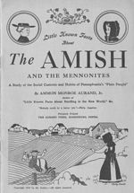 Amish cover