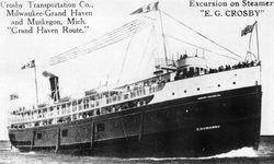 Crosby ship
