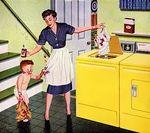 Retro_mom_washing_machine