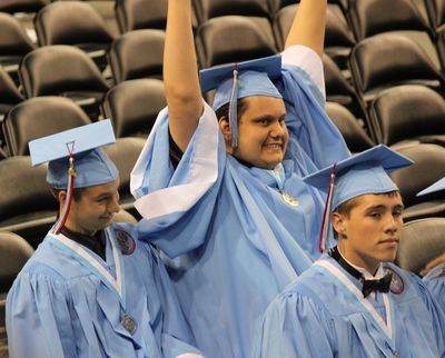 James Frye Graduates