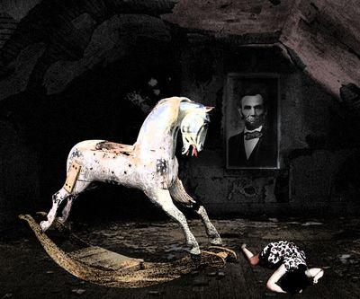 AG horse 1