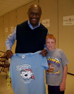 Sam and Herman Cain