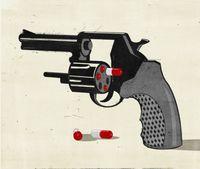 Gun pill