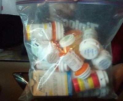 Alex's pills