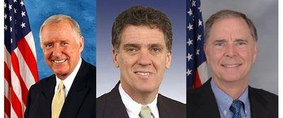 Congressional Panel Burton Weldon Posey1