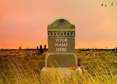Tombstone-your-name-here