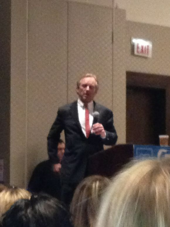 Robert F. Kennedy Jr. Speaking at Autism One