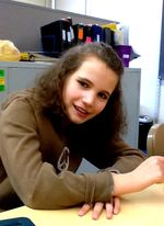 Bella in School