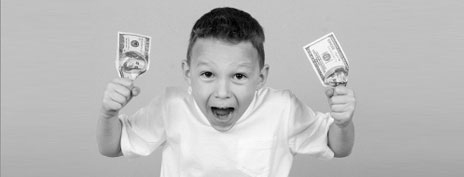 Money-kid