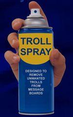 Troll spary