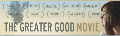 Greater Good banner