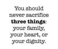Heart dignity