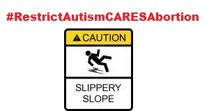 Restrict Autism Cares Abortion