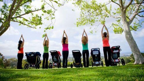 Yoga Moms
