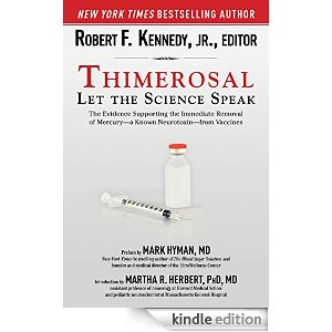 RFK Thimerosal Book