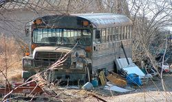 Abandoned-vehicles-old-abandoned-school-bus