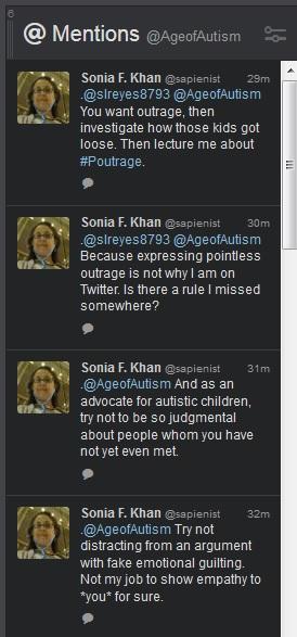 Sonia Khan Twitter 2