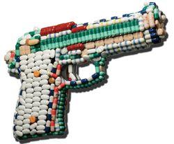 Gun pills