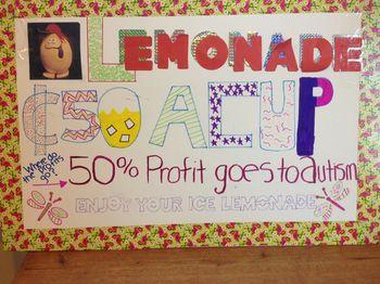 Lemonade Stand 1