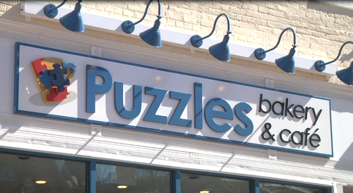 Puzzles exterior