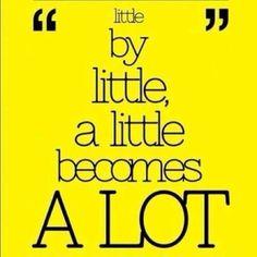 Little-by-little