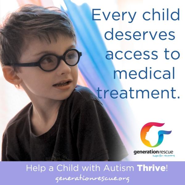 Team GR's Dr  Jared Skowron On A Simple Autism Treatment