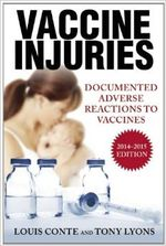 Vaccine Injuries Book