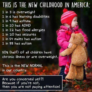 New Childhood in America