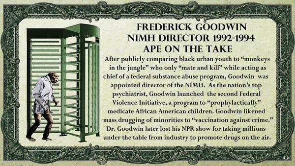 3 Frederick Goodwin NIMH Revolving Door Adriana Gamondes