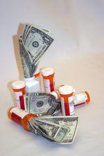 Drugs dollars