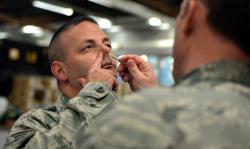 Military flu