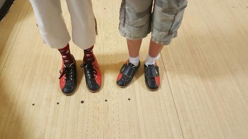 Ronan bowling