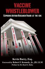 Vaccine Whistleblower Skyhorse Publishing